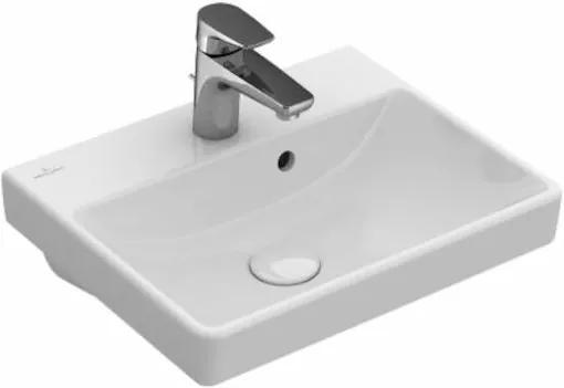 Umývadielko Villeroy & Boch Avento 45x37 cm otvor pre batériu uprostred 73584601