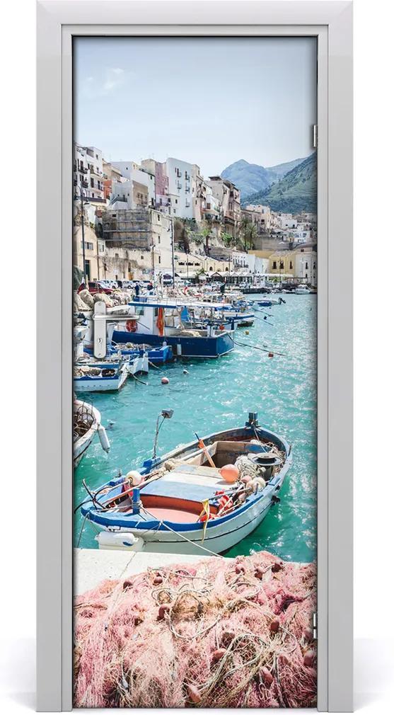 Fototapeta samolepící na dveře Sicílie