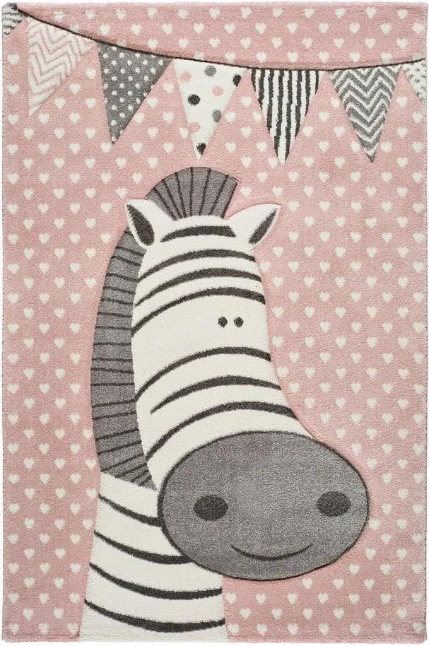 Detský koberec Universal Toys Zebra, 120 x 170 cm