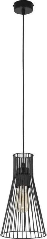 Závesné svietidlo VITO BLACK 1498