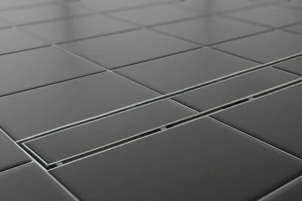 EURO Sprchový podlahový žľab 70 cm - POD DLAŽBU M7004