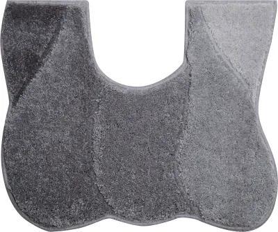 Grund Kúpeľňová predložka Curts, sivá, 60x50 cm