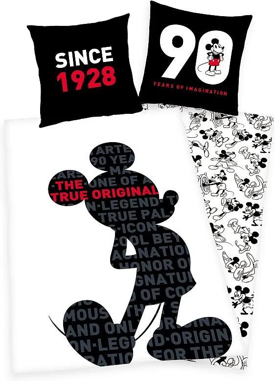 Herding obliečka Mickey 1928 140x200/70x90 cm