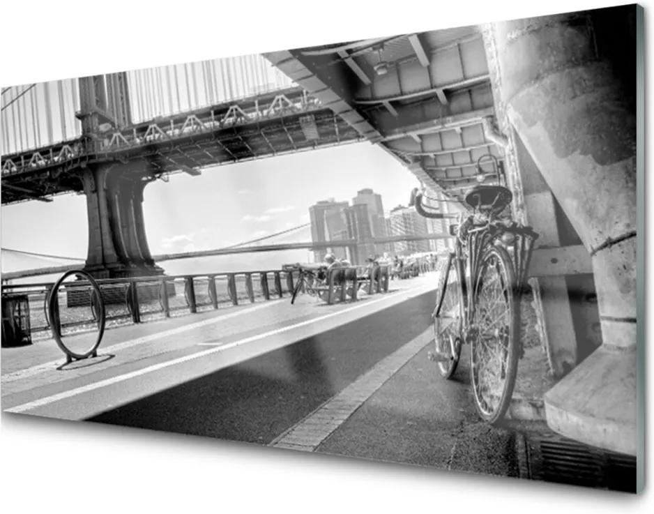 Obraz plexi Most Kolo Architektúra