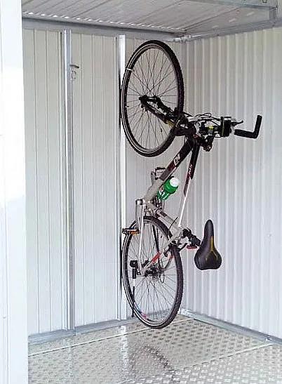 Držiak bicyklov Biohort bikeMax pre domček CASANOVA 2 držiaky