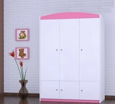 OR Skriňa Happy Pink SZ10-A
