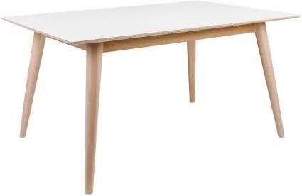 Jídelní stůl COPENHAGEN 150x95 cm, přírodní rám House Nordic 2201004