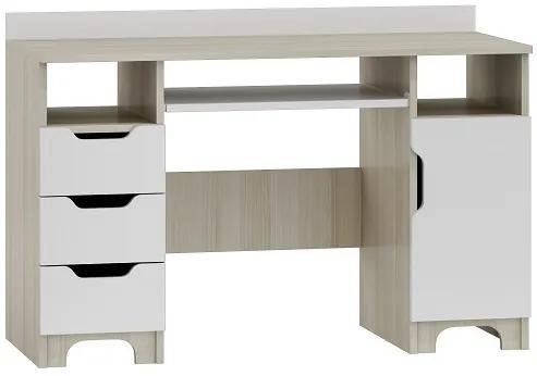 MAXMAX Písací stôl Nord - TYP B