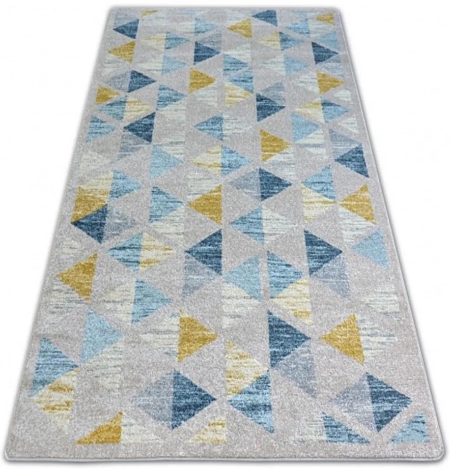 Kusový koberec Canvas sivý, Velikosti 120x170cm