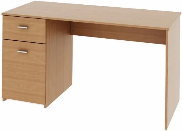 TEMPO KONDELA Bany pc stôl buk