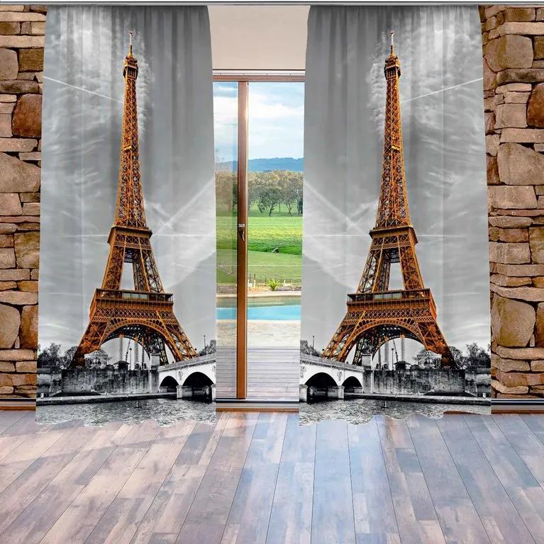 Závesy Paríž (Rozmer: 140x250)