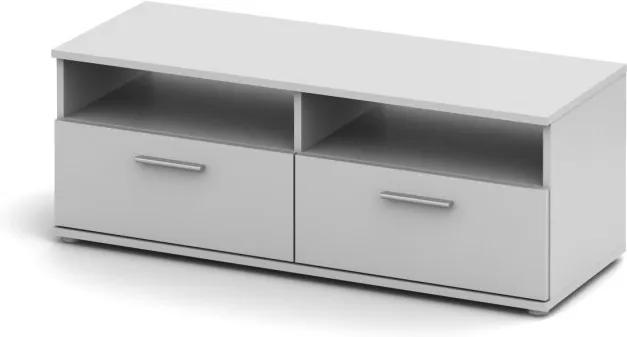 TEMPO KONDELA Noko-Singa 12 tv stolík biela