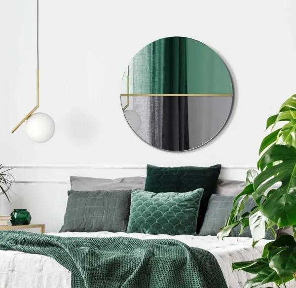 Zrkadlo Ambar demi dark green z-ambar-demi-green-2-2911 zrcadla