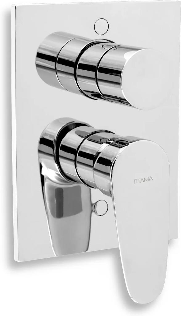 Novaservis Titania Smart vaňová podomietková batéria 98050R,0