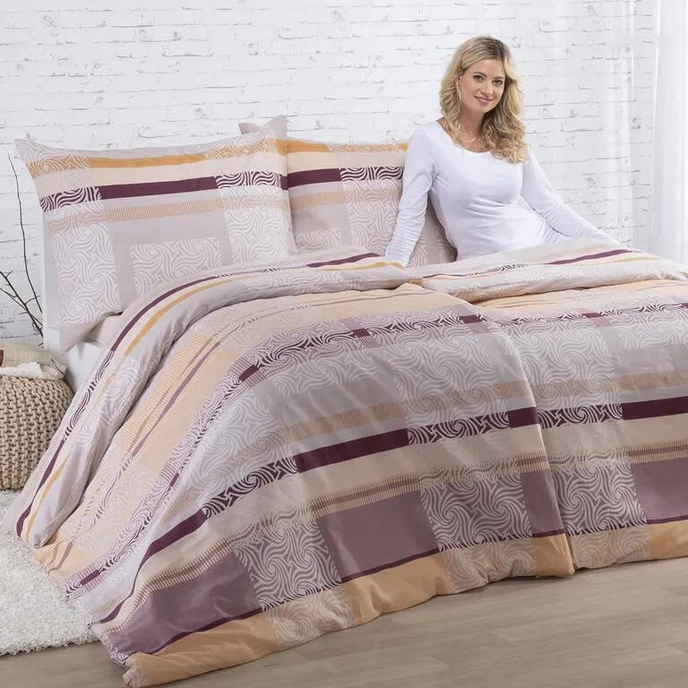 Bavlnené posteľné obliečky BETTY
