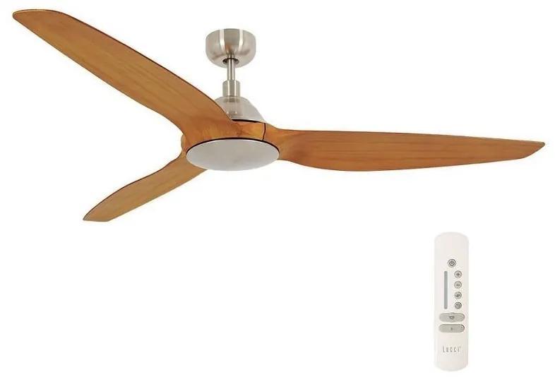 Lucci air Lucci air 211010 - Stropný ventilátor AIRFUSION TYPE A chróm FAN00170