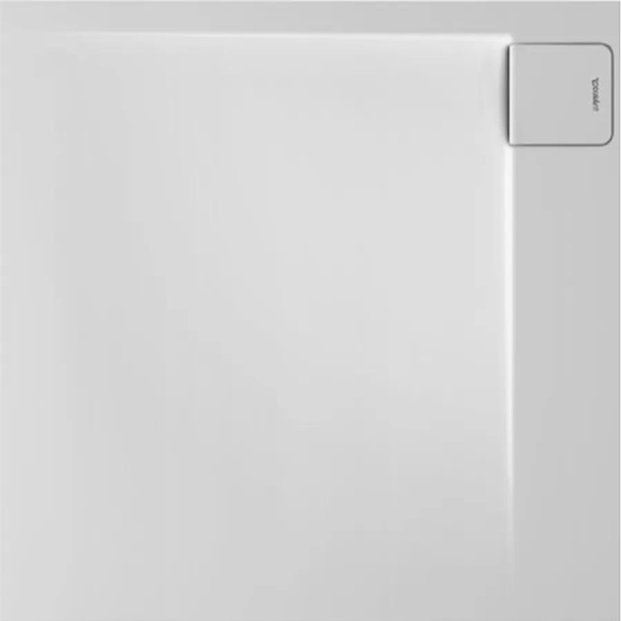 Duravit P3 Comforts - sprchová vanička 90x90 cm, do pravého rohu 720154000000000