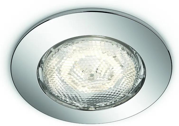 LED kúpeľňové bodové svietidlo Philips DREAMINESS 1x4,5W