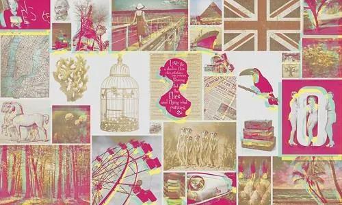 Luxusné vliesové fototapety, rozmer 450 cm x 270 cm, Pink Love, P+S International 6332024