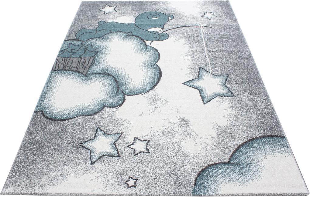 Ayyildiz koberce Kusový koberec Kids 580 blue - 80x150 cm