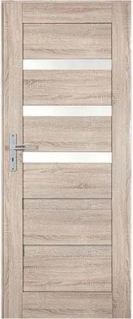 PerfectDoor Komplet FRESNO 5 (dvere,zárubňa,kľučka)
