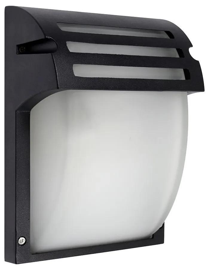 V-Tac Vonkajšie nástenné svietidlo AMALFI 1xE27/40W/230V IP44 VT0096