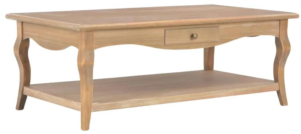 vidaXL Konferenčný stolík 110x60x40 cm MDF