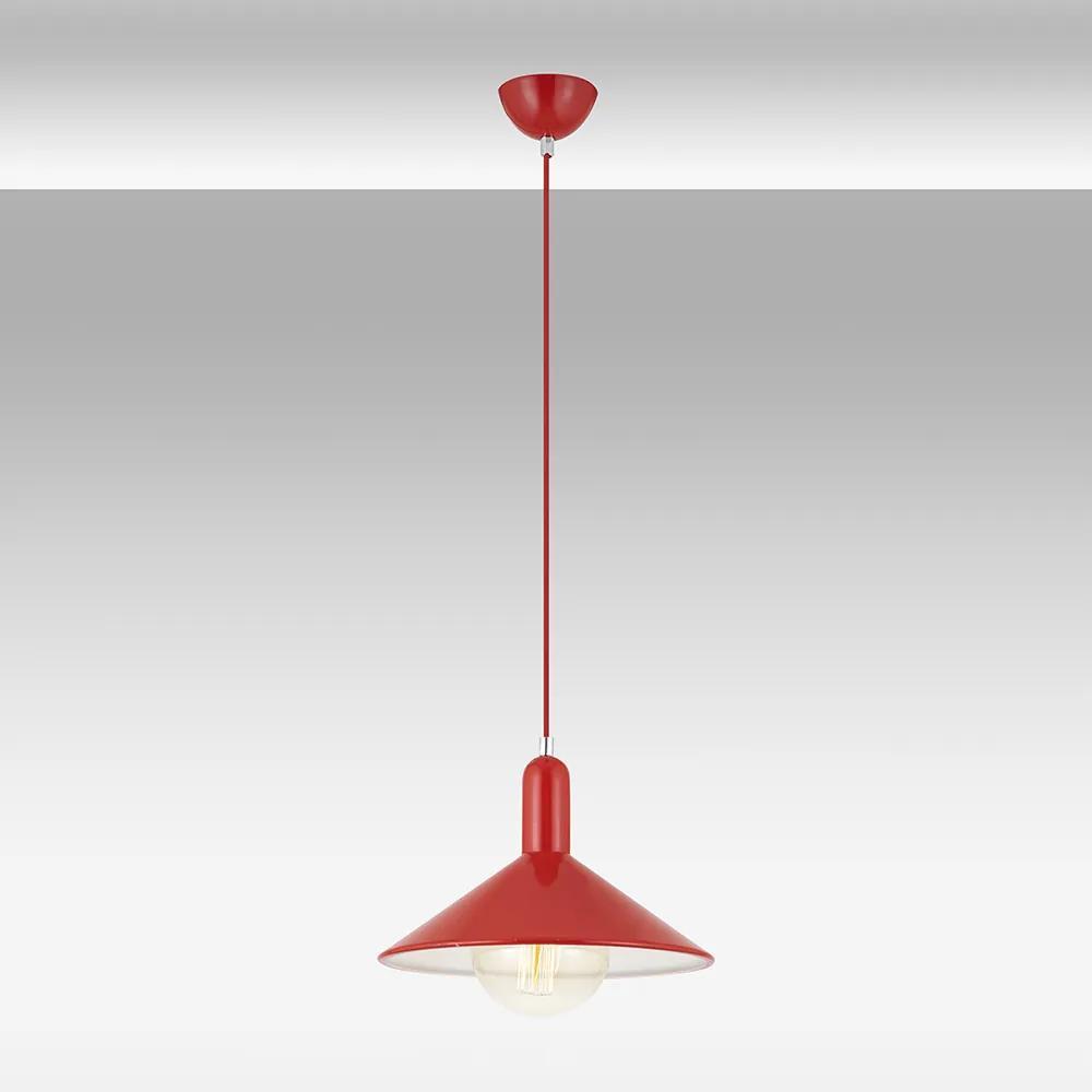 Ozcan OZ 6490B-1A Červená