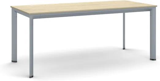 Rokovací stôl INVITATION 1800 x 800 x 740 mm, dub prírodný