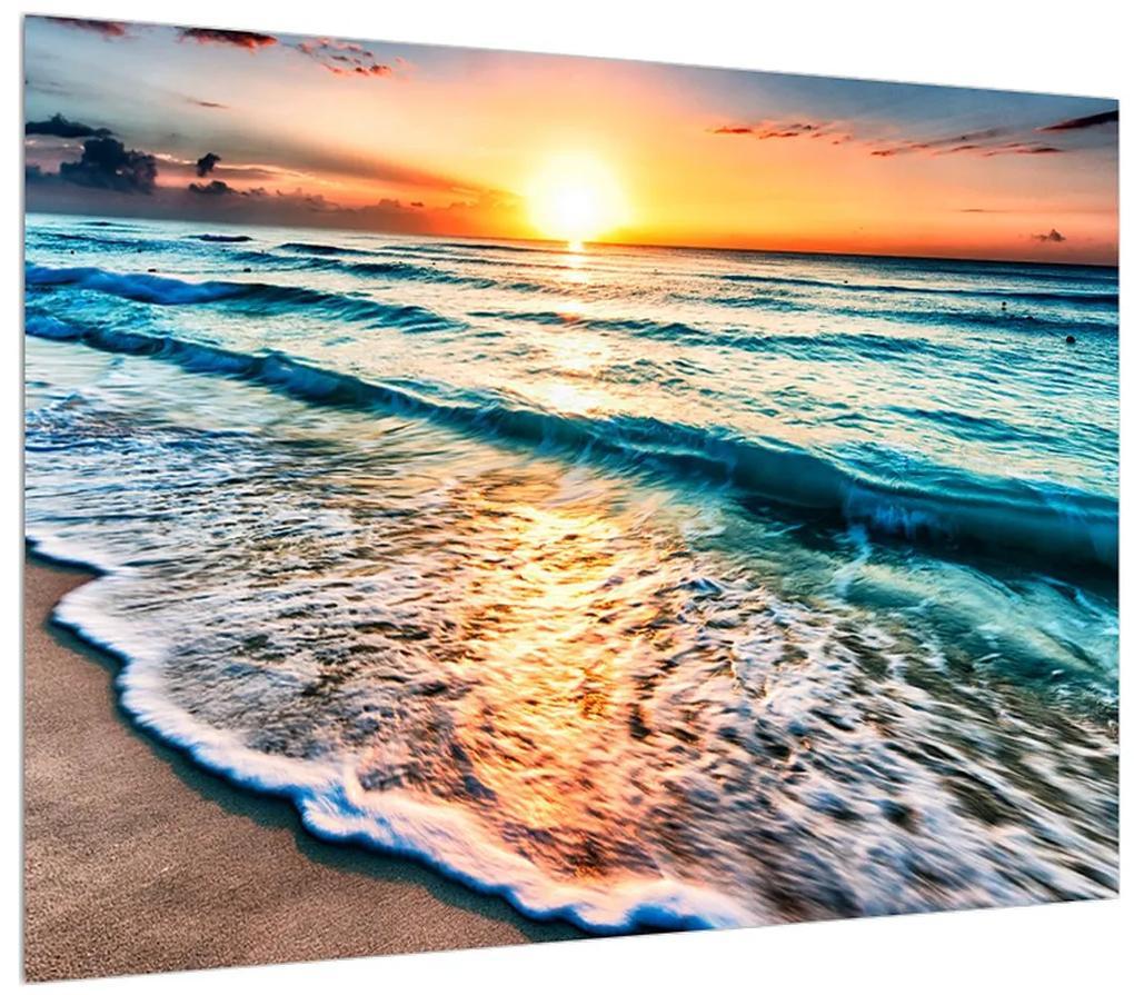 Obraz morskej pláže (K013520K7050)
