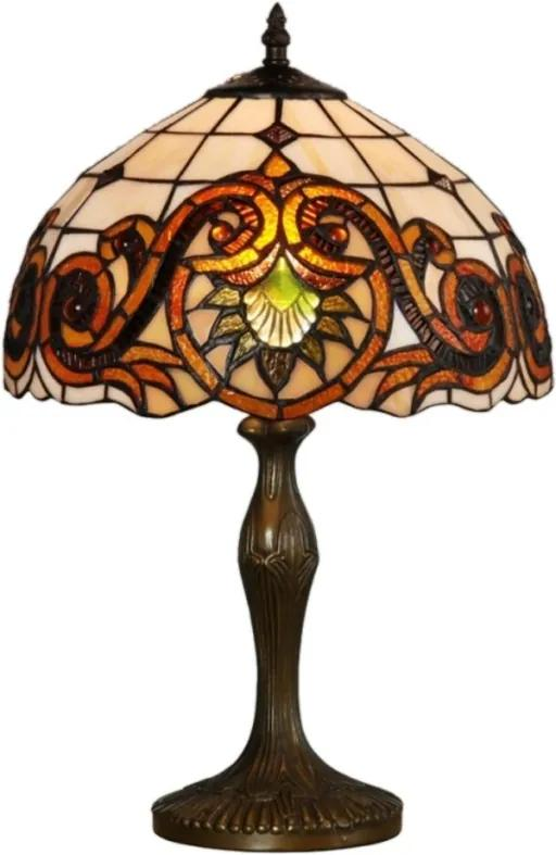 Prezent 96 Tiffany lampička 1x60W