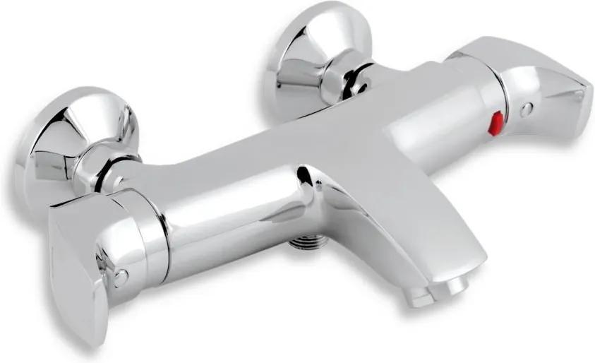 Novaservis Metalia 57 - Termostatická vanová baterie, chrom 57920/1,0