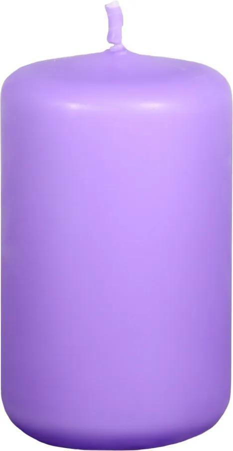Classic světle fialová d10x20cm