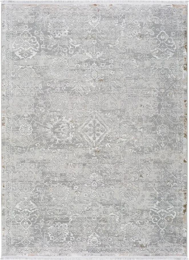 Sivý koberec Universal Riad, 140 x 200 cm