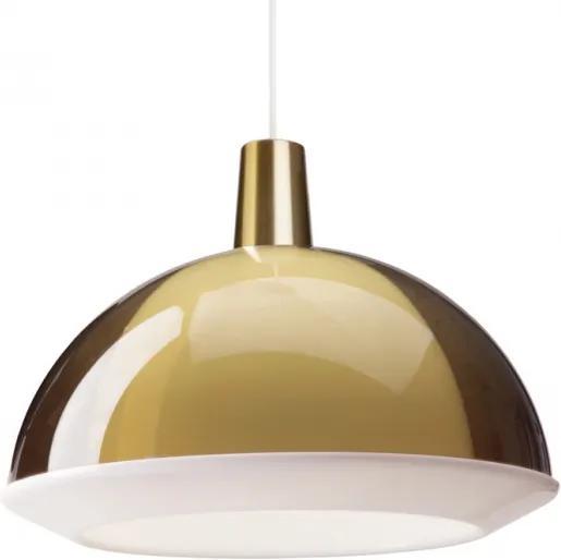 Závesná lampa Kuplat 400, piesková Innolux