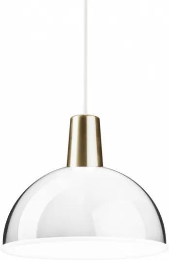 Závesná lampa Kuplat 270, číra Innolux