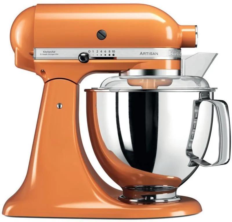 Kuchynský robot Artisan 300 W mandarinková KA