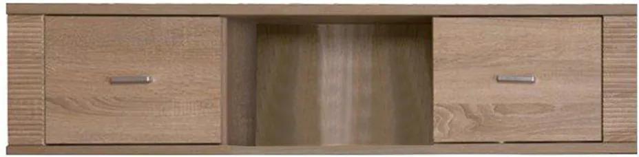 Závesná skrinka typ 15, dub sonoma, GRAND