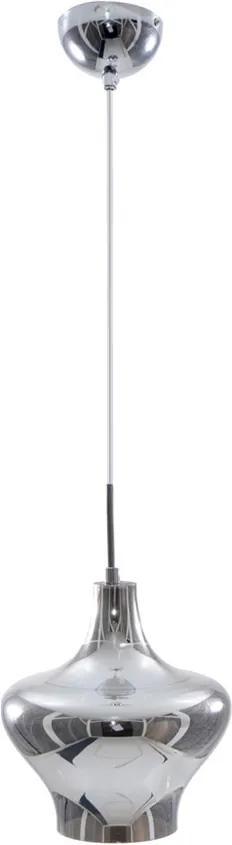 LEDKO 00431 - LED závesné svietidlo LED/5W/230V chróm