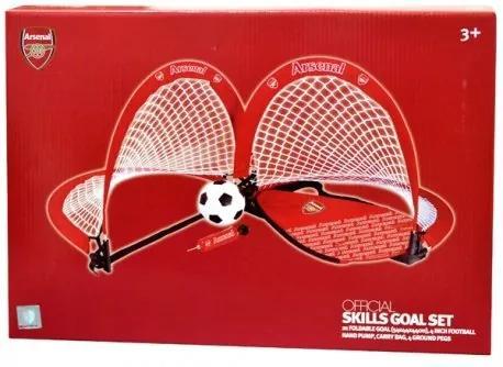 Mini futbal set / skladacie bránky ARSENAL