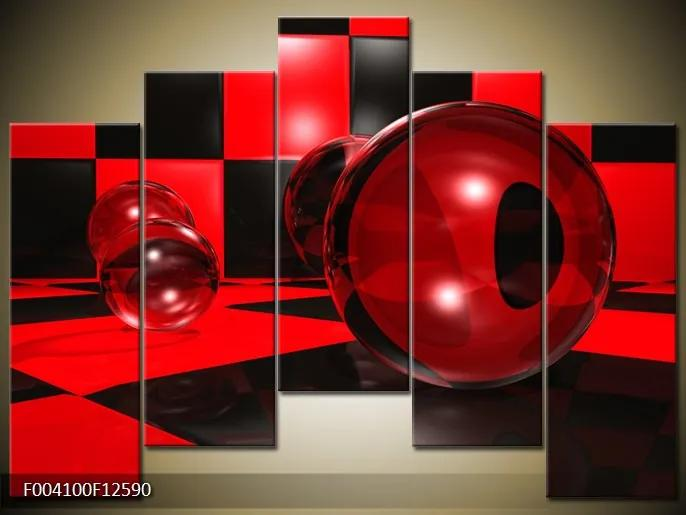 Obrazy - abstrakcia