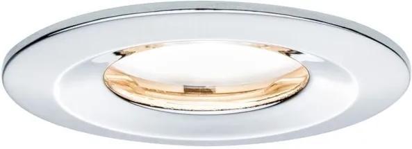 Vonkajšie podhľadové svietidlo PAULMANN LED Coin Slim 93883