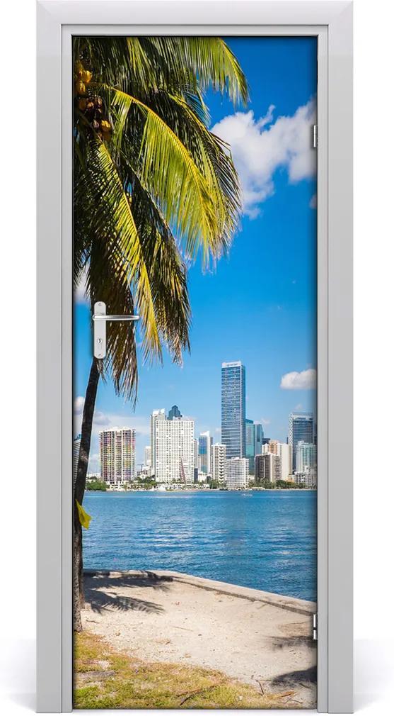 Fototapeta samolepící na dveře Miami