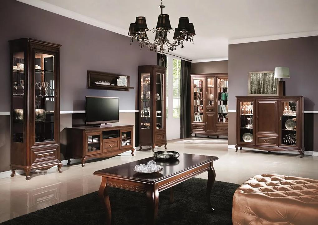 TARANKO Verona rustikálna obývacia izba hnedá