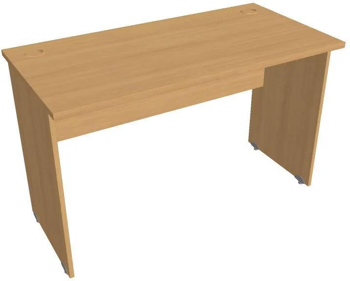 Stôl pracovný, 1200 x 600 x 755 mm, buk
