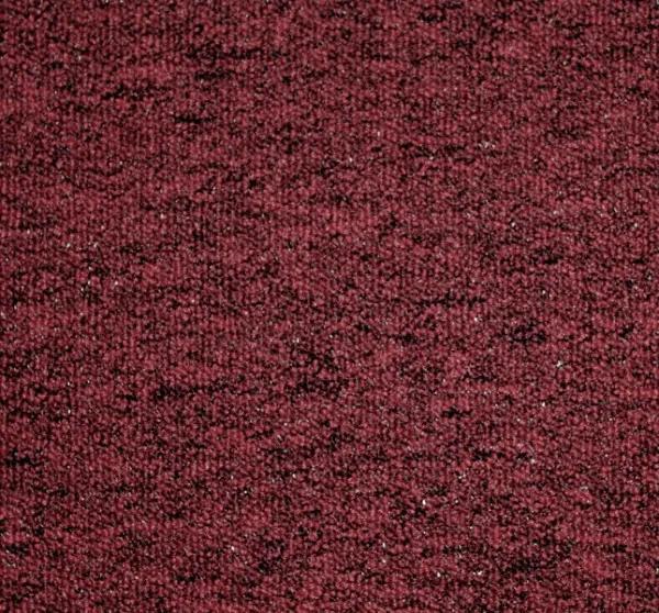 Tapibel Metrážový koberec Cobalt 42380 červený - Rozměr na míru bez obšití cm