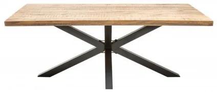 GALAXY mango jedálenský stôl 200 x 100 cm