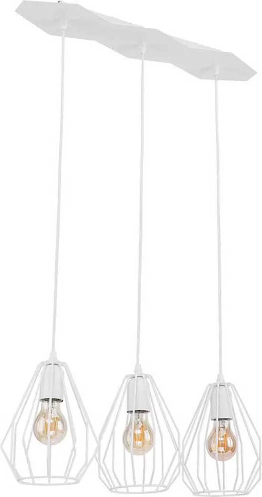 TK Lighting BRYLANT WHITE 2225