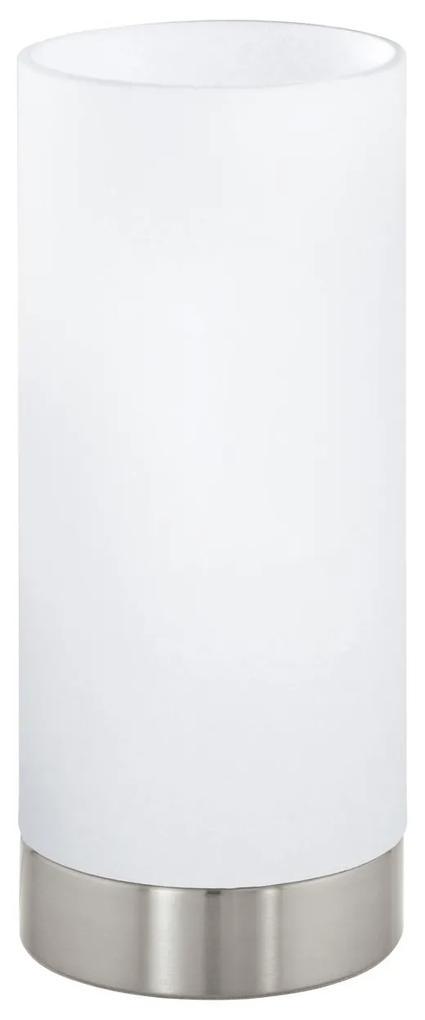 Stolové svietidlo EGLO DAMASCO 1 matný nikel 95775