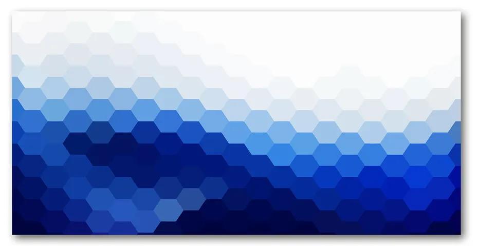 Foto obraz akrylové sklo Kvádre pozadia pl-oa-140x70-f-67430549